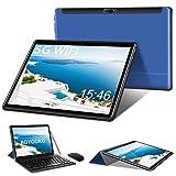 Tablet 10 Pulgadas Baratas y Buenas 5G WiFi Android 10.0 Tableta...