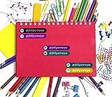45 Etiquetas Adhesivas Personalizadas con Iconos Sociales para...