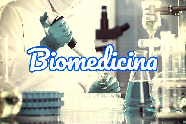 dónde estudiar biomedicina