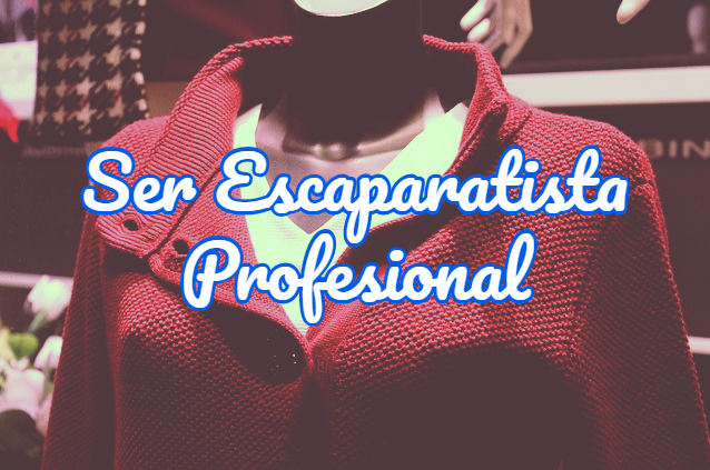 cualidades necesarias para estudiar escaparatismo