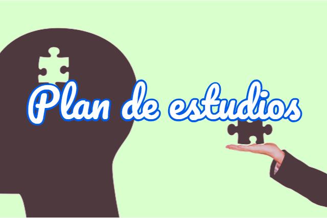 plan de estudios psicología