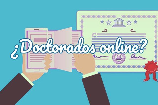 Doctorados 1 Doctorados doctorado online