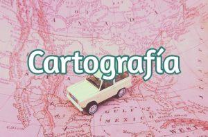estudiar cartografia