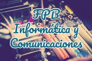 FP informática y comunicaciones