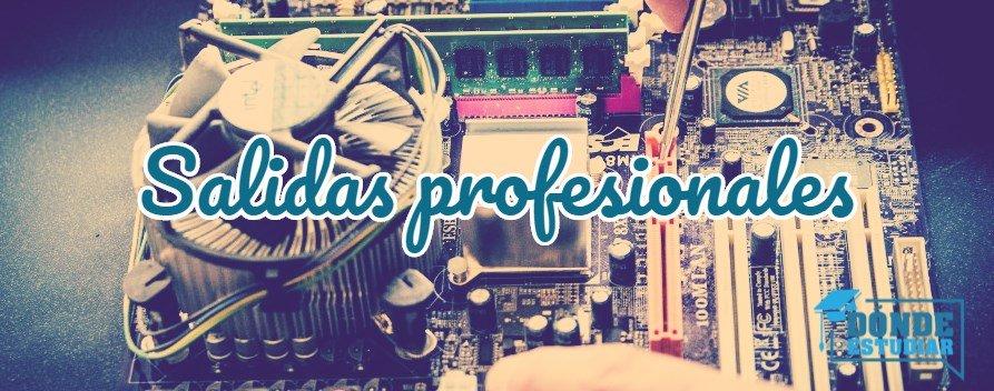 salidas profesionales informática y comunicaciones