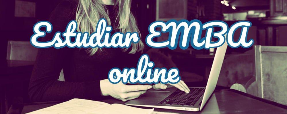 dónde estudiar emba online