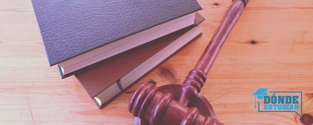 dónde estudiar doctorado en derecho