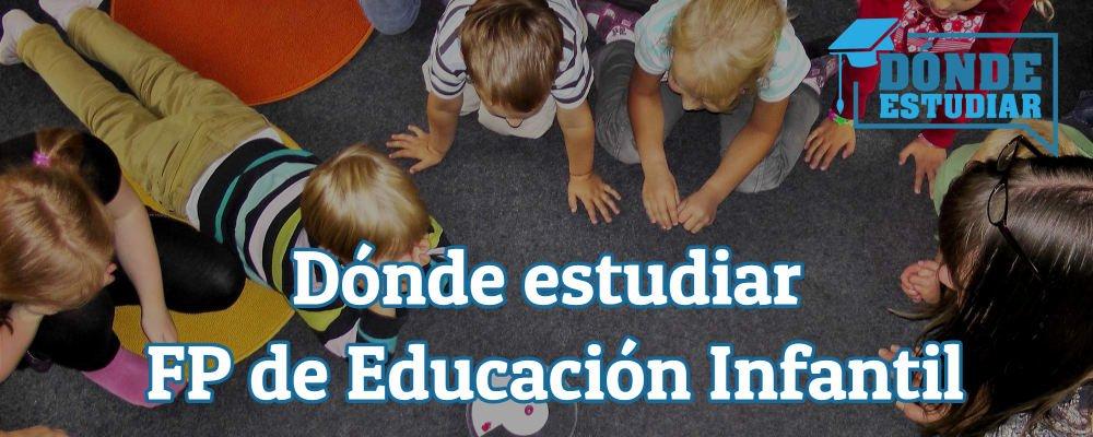 estudiar fp educacion infantil