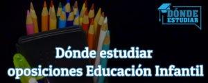 oposiciones técnico en educación infantil