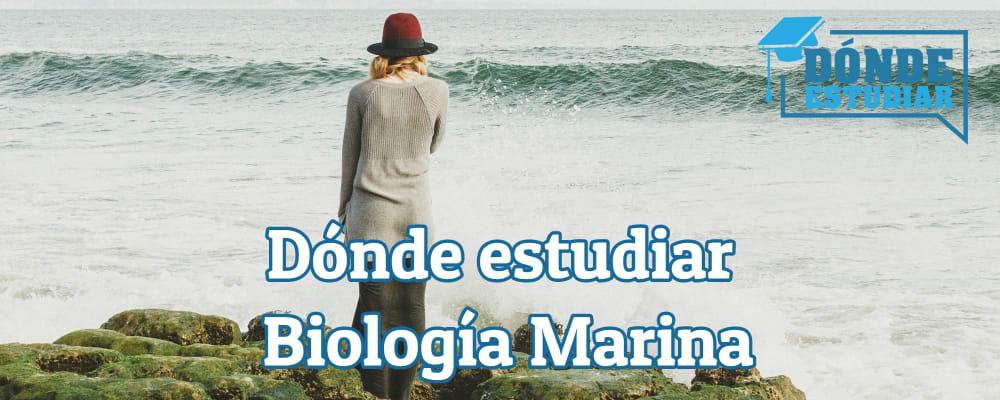 biología marina carrera