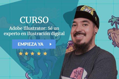 Adobe Illustrator: Sé un experto en ilustración digital