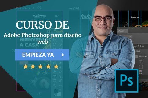 Adobe Photoshop para diseño web