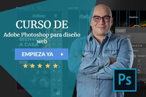 Adobe Photoshop para diseño web