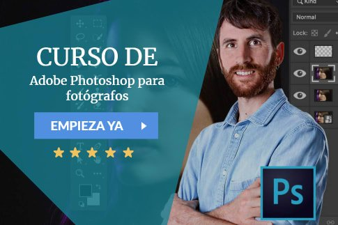 Adobe Photoshop para fotógrafos