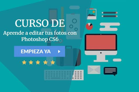 Aprende a editar tus fotos con Photoshop CS6