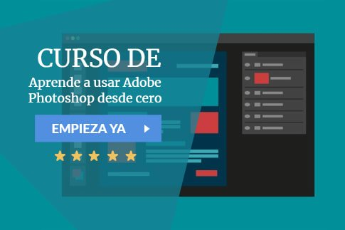 Aprende a usar Adobe Photoshop desde cero