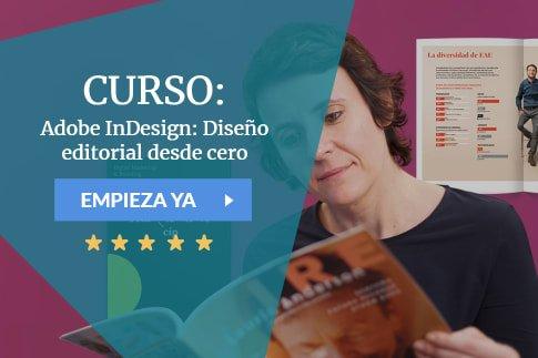 Curso Adobe InDesign: Diseño editorial desde cero