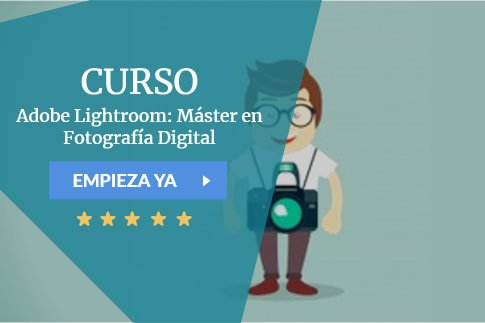 Curso Adobe Lightroom: Máster en Fotografía Digital