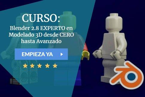 Curso Blender 2.8 EXPERTO en Modelado 3D desde CERO hasta Avanzado