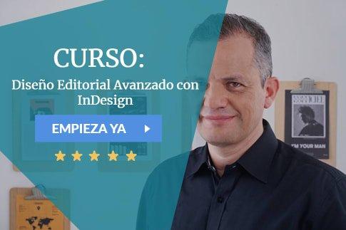 Curso Diseño Editorial Avanzado con InDesign