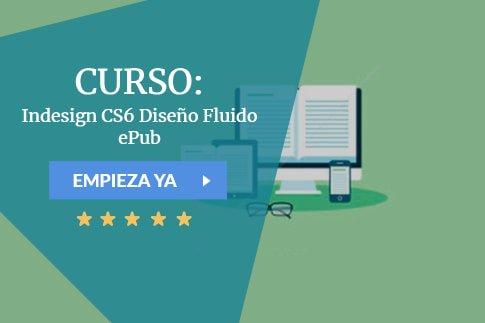 Curso Indesign CS6 Diseño Fluido ePub