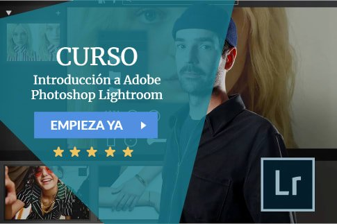 Curso Introducción a Adobe Photoshop Lightroom