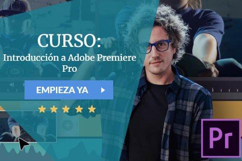 Curso Introducción a Adobe Premiere Pro