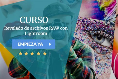 Curso Revelado de archivos RAW con Lightroom