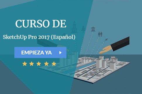 Curso SketchUp Pro 2017 (Español)