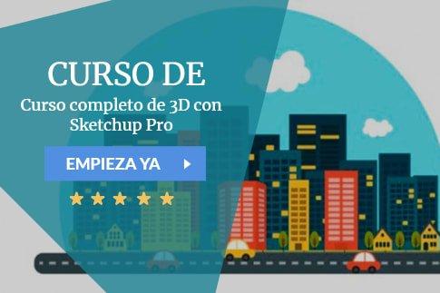Curso completo de 3D con Sketchup Pro