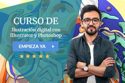 Curso de Ilustración digital con Illustrator y Photoshop