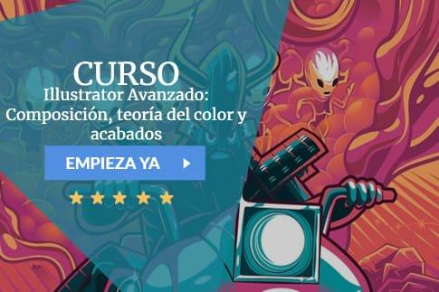 Illustrator Avanzado: Composición, teoría del color y acabados