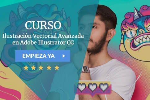 Los 12 Mejores Cursos de Illustrator de 2020 [+ Cursos Gratis] 2 Los 12 Mejores Cursos de Illustrator de 2020 [+ Cursos Gratis] Ilustración Vectorial Avanzada en Adobe Illustrator CC