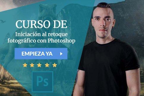 Iniciación al retoque fotográfico con Photoshop