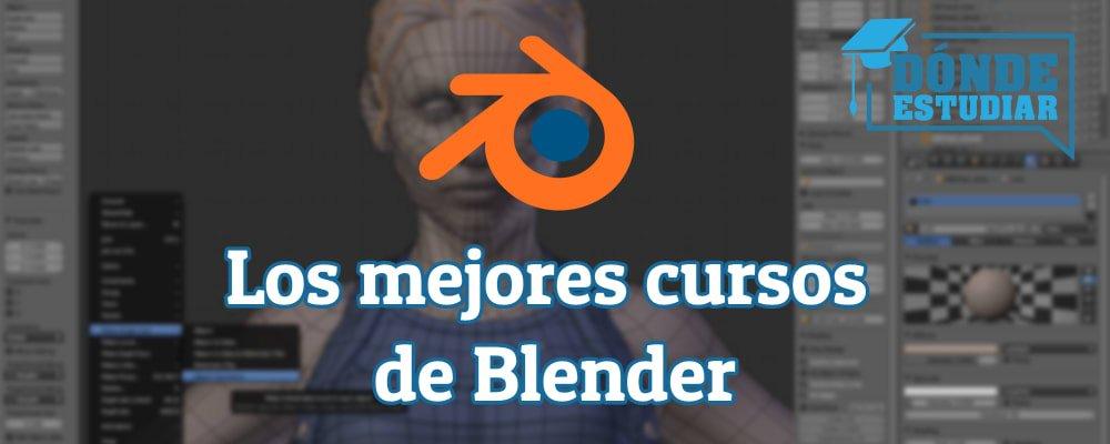 Los mejores cursos de Blender