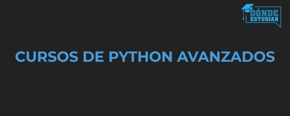 mejor curso avanzado de python