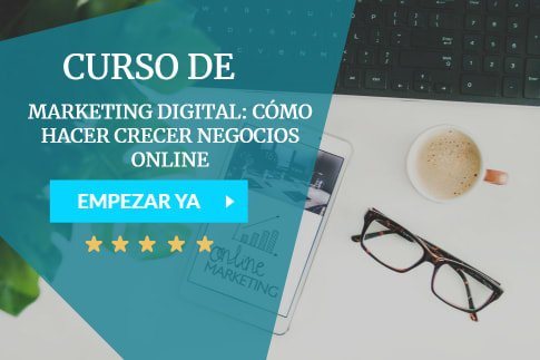 curso online marketing