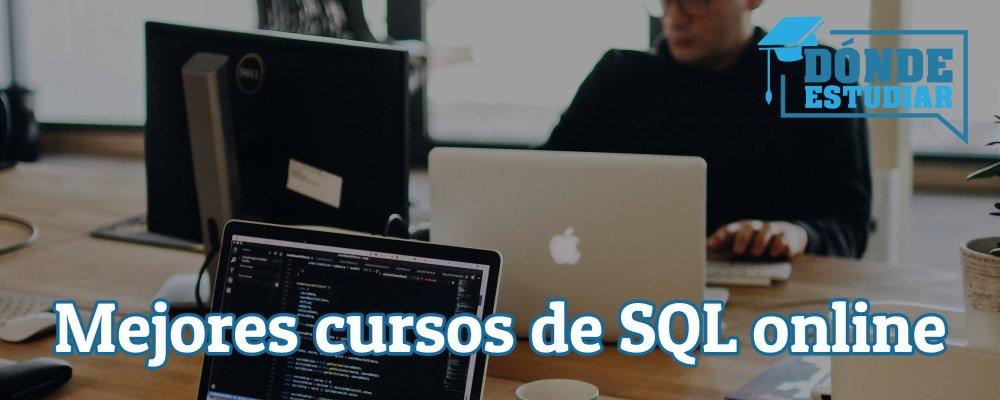 mejor curso SQL