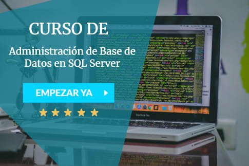 Administración de Base de Datos en SQL Server