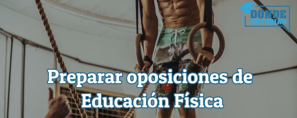 oposiciones educación física