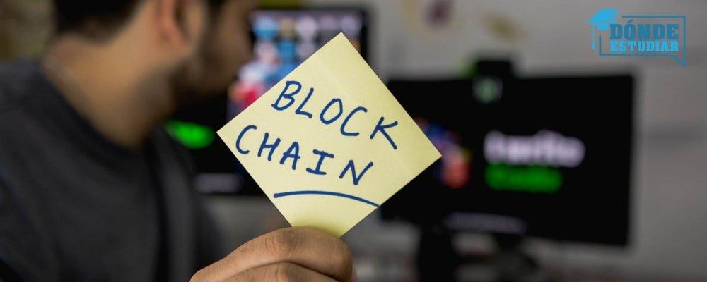 estudiar un máster en blockchain