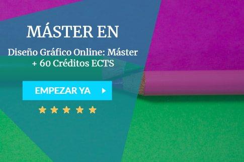 máster online en diseño gráfico