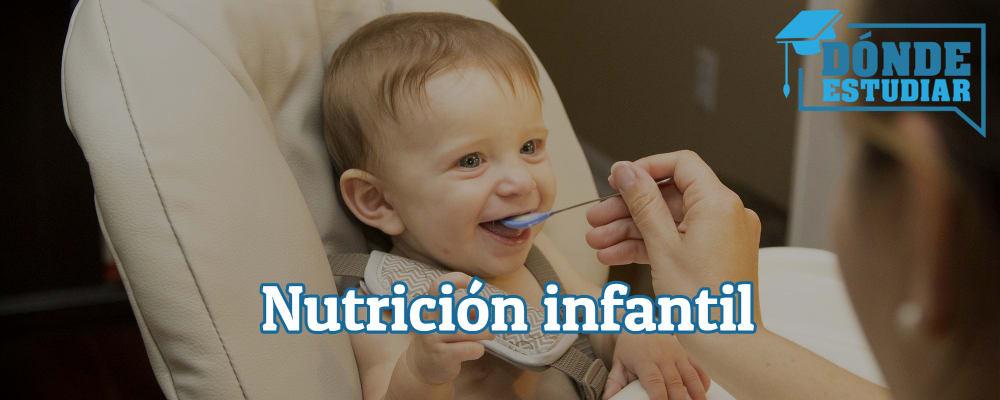 curso de nutricion infantil