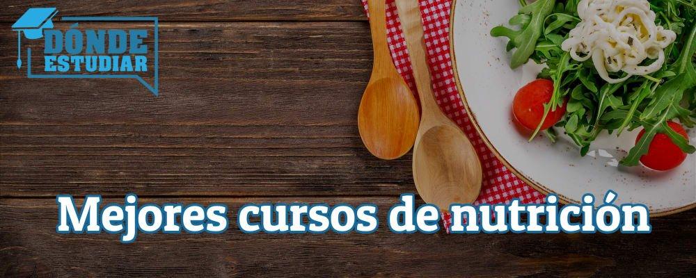 mejor curso de nutrición online y dietética