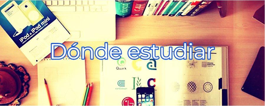 dónde estudiar en España