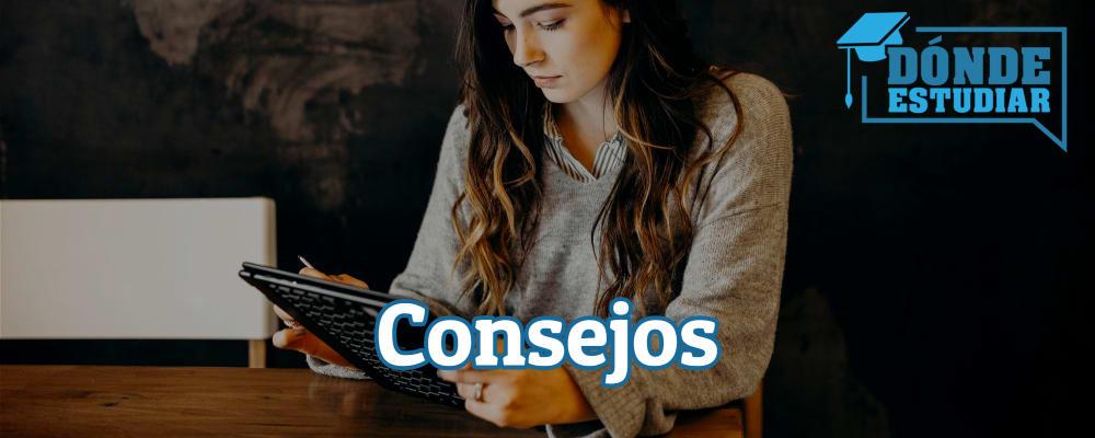 consejos para estudiar con tablet