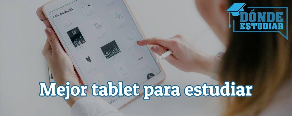 mejor tablet para estudiar