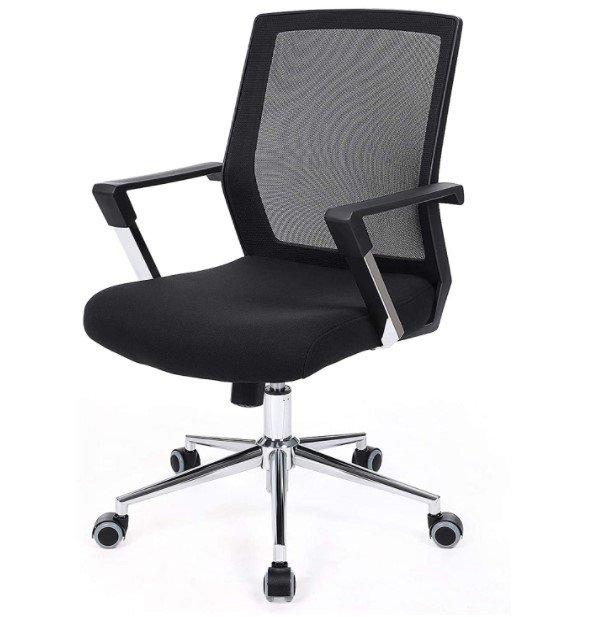 silla de oficina songmics