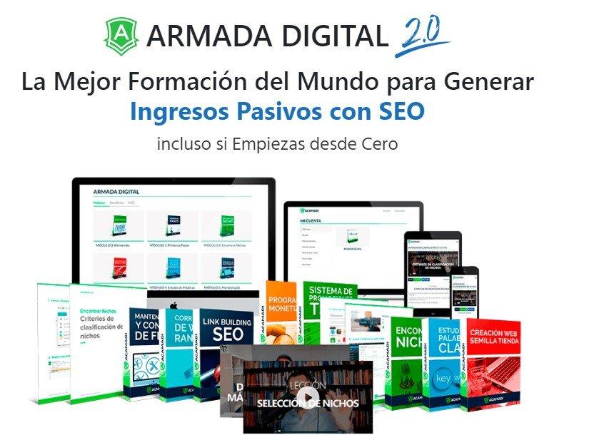 curso armada digital de Romuald Fons