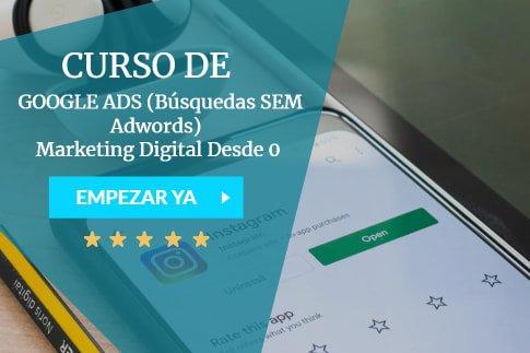 curso google ads español
